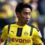 Kagawa Memperpanjang Kontrak Kerjanya Dengan Dortmund