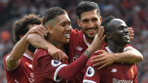 Liverpool Tampil Memukau Kontra Arsenal