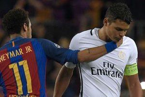 Neymar transfer ke PSG
