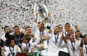 Real Madrid dominasi kompetisi