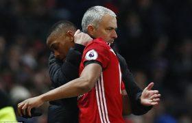Mourinho Puas Dengan Penampilan Martial